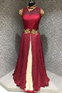 Ladies Party Wear Gown In Kolkata Manufacturers And Suppliers India