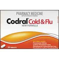 Codral Cold & Flu Tablets