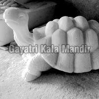 Stone Tortoise Statue