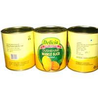 Canned Mango Slice