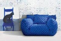 knitted home furnishing