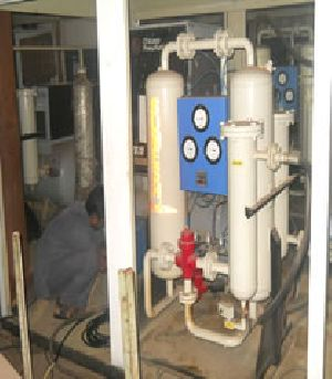 Air Dryer Plant Hiring Services