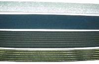 Woven Elastic Tape - Zari