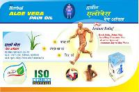 Aloe Vera Pain Relief Oil