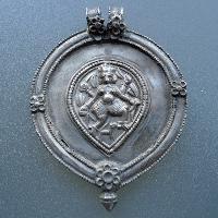 Rajisthan Silver Pendant