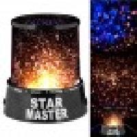 Amazing Star Master Night Light Projector