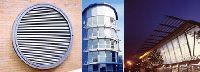 Architectural Ventilation System