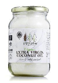 Organic Extra Virgin Coconut Oil 500ml