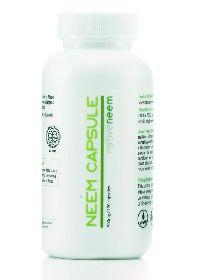 Organic Neem Capsules 120