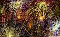 Film Shooting Fireworks
