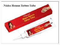 Henna Tattoo Tube