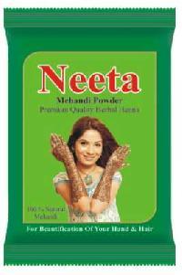 Neeta Natural Mehandi Powder