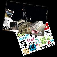 Skateboard Gift Set
