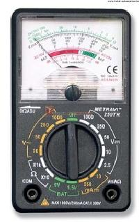 Analog Multimeter 250tr Metravi