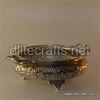 Decorative Metal Bowls