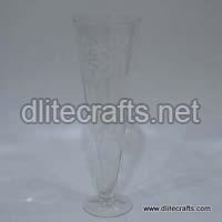 Glass Clear Cutflower Vase