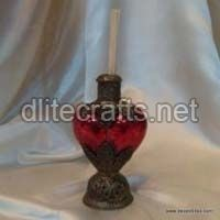 Reed Diffuser Glass Perfume Bottle And Decanter