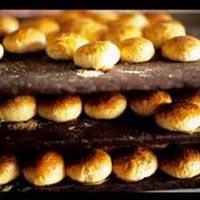 Sweet Bun Biscuits