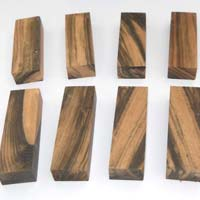 Timber Wooden Blanks Knife Handle
