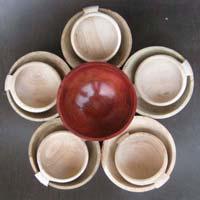 Wooden Bowls Tableware