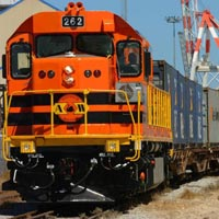 Train Courier Service
