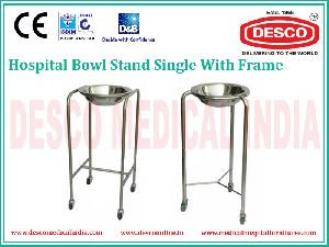 Bowl Stand Single With Frame