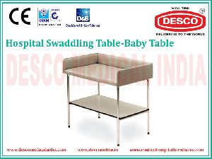 Swaddling Table Deluxe