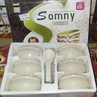 Ceramic Soup Bowl Set
