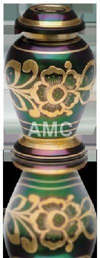 Outdoor Brass Urn