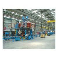 Beam Line Welding Machine