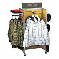 Slatwall Display Stand (sw-hrack)