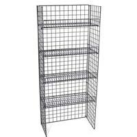 Floor Shelf Display Stand (WS-06B)