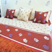 Velvet Bed Cover Set