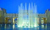 Aerating Cascade Fountains