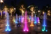Rgb Fountain Lights