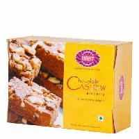 Choco Cashew Biscuits