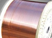 Copper Enamelled Rectangular Wire