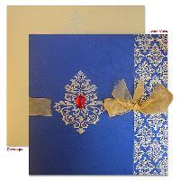 Indian Wedding Invitation Cards