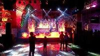 Led Video Dance Floor Stage Lighting