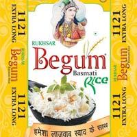 Begum Basmati Rice