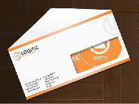 Open Window Envelopes UV cards