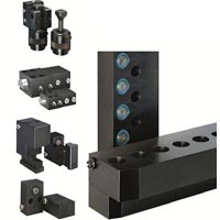 Hydraulic Die Clamping System