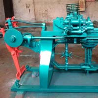 Automatic Barbed Wire Machine