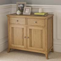 Wooden Small Sideboard