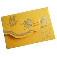Printed Wedding Card