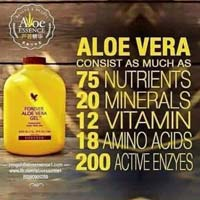 100% Natural Aloe Vera Gel