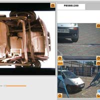 Under Vehicle Scanning System