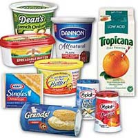 Dairy & Frozen Products