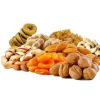 Dry Fruits & Indian Spices
