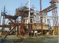 Multi Fuel Water Tube Boiler